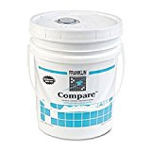 Franklin F216026 Compare Floor Cleaner, 5gal (Floor Cleaner 5 Gallon Pail)