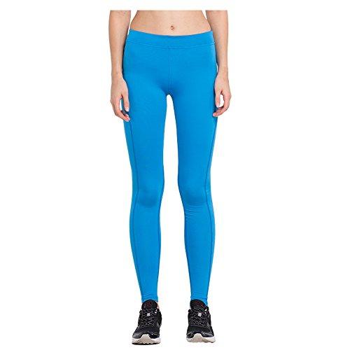 Leggings Hips Push Up Fitness Yoga Pants Elastic Trousers (Medium, - Warehouse Fashion Wiki