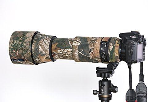 Rolanpro 10 Farblinsen Kleidung Camouflage Regenschutz Kamera