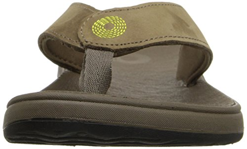 Hudson Flip Women's Flop Bogs Cocoa Leather 5w7qCT