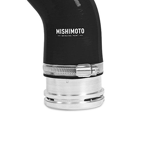 2008-2010 Mishimoto Black MMHOSE-F2D-08BK Ford 6.4L Powerstroke Silicone Coolant Hose Kit