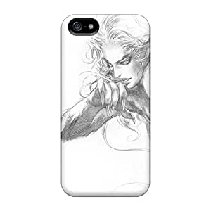Waterdrop Snap-on Bestiary Cases For Iphone 5/5s