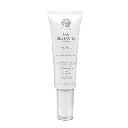 Segle Clinical Restaura Crema-Gel Piel Grasa, 50 ml