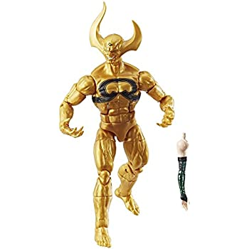 Marvel Guardians of the Galaxy Legends Series Cosmic Protectors: Marvel's Ex Nihilo, 6-inch
