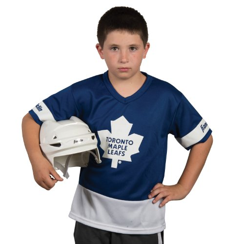 Badger Costume Ideas (Franklin Sports NHL Vancouver Canucks Youth Team Set)