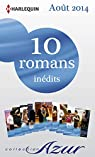 10 romans Azur inédits (nº3495 à 3504 - août 2014) : Harlequin collection Azur par Harlequin
