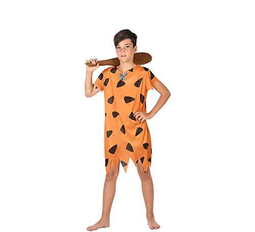 Atosa-56843 Disfraz Cavernícola, Color Naranja, 7 a 9 años (56843 ...