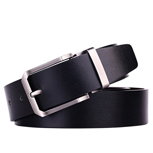 Genuine Belt (Beltox Fine Men's Genuine Leather 1.3