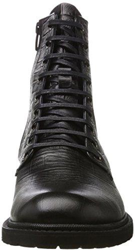 Nero Boot Uomo Lagerfeld Stivali Nero Karl IqT5t