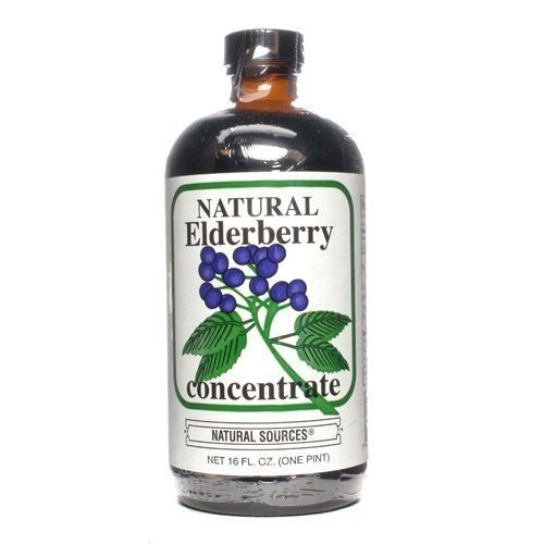 Natural Sources Elderberry Juice Concentrate