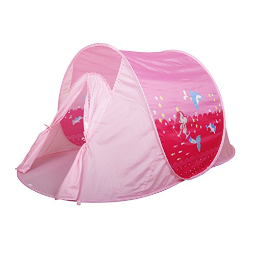 (Homfu Play Tent for Kids Playhouse for Children Boys Popup Tent (Pink))