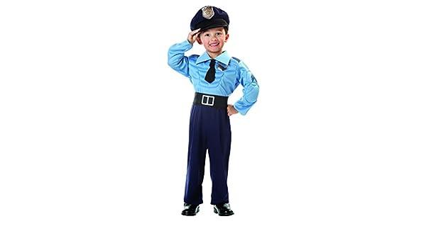 Lil Policía hombre Juego de rol disfraz: Amazon.es ...