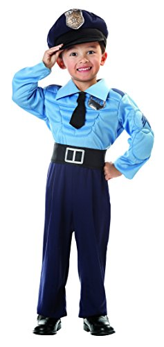 [Lil' Police Man Role Play Costume] (Policeman Uniform)