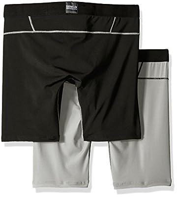 "Calvin Klein Men's 2-Pack Intense Active Fx Micro 3"" Trunk"