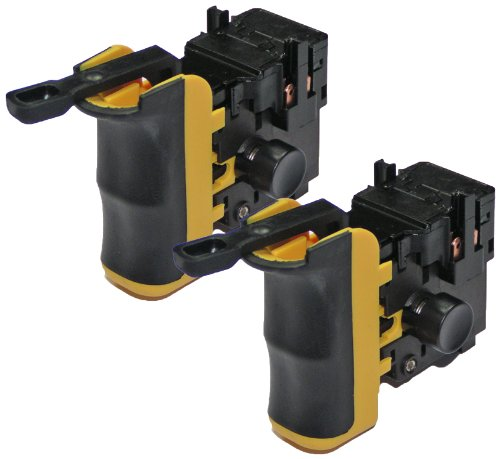 Craftsman (2 Pack) 760404002 Variable Speed Switch for Drills # 760404002-2pk