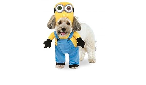 Traje para mascota del minion Bob, con brazos. De la marca ...