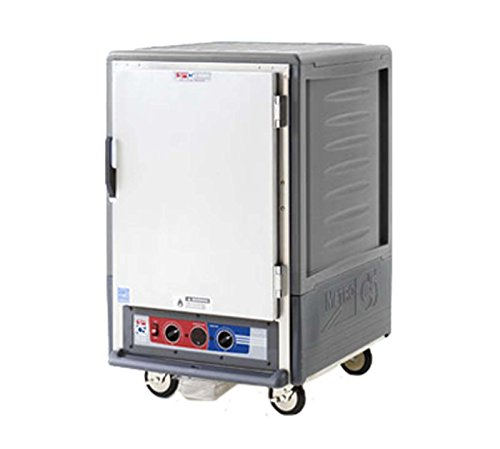 Metro C535-CFS-L-GYA C5 3 Series Heated Holding & Proofing Cabinet ()