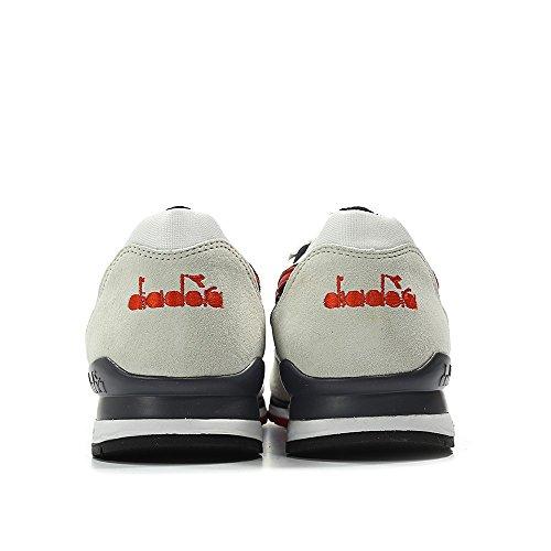Diadora , Baskets pour homme blanc Bianco