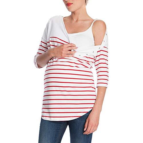 Notte Donna allattamento L'allattamento Cura Per Pigiama Abiti abiti Sunjing Da Di Lavoro pigiama xZBwXnRq