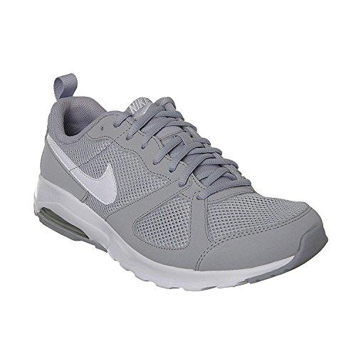 Nike Air Max Muse Mens formadores 652981 zapatillas de deporte wolf grey white