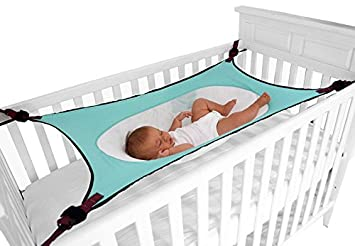 Crescent Womb Infant Safety Bed - Breathable & Strong Material That Mimics The Womb While Reducing