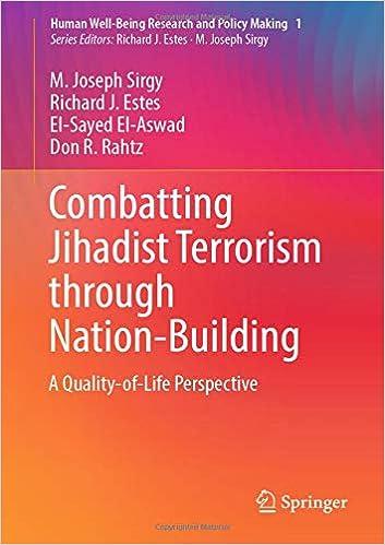 Combatting Jihadist Terrorism through Nation-Building: A ...
