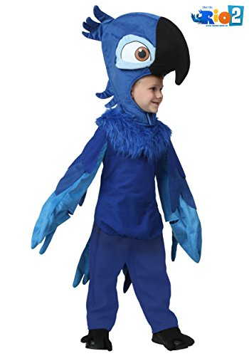 Costumes Rio Blu Toddler (Little Boys' Rio Blu Costume)