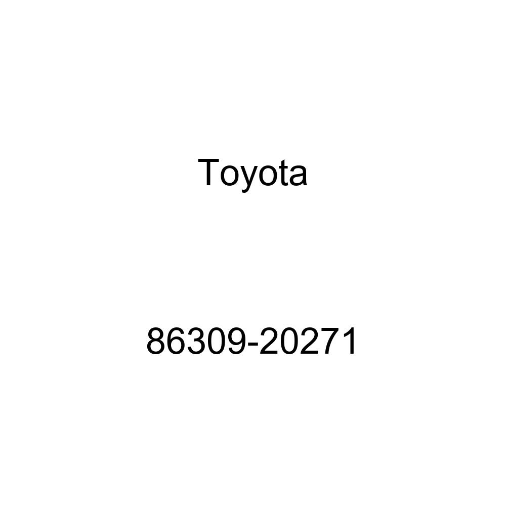 Toyota 86309-20271 Pull Top Antenna Pole Sub Assembly