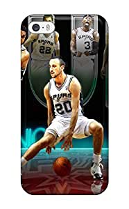 New Style san antonio spurs basketball nba (53) NBA Sports & Colleges colorful iPhone 5/5s cases