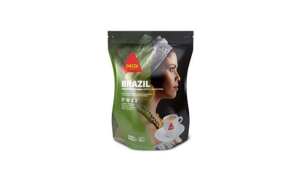 Delta Ground Roasted Coffee from BRAZIL for Espresso Machine ...