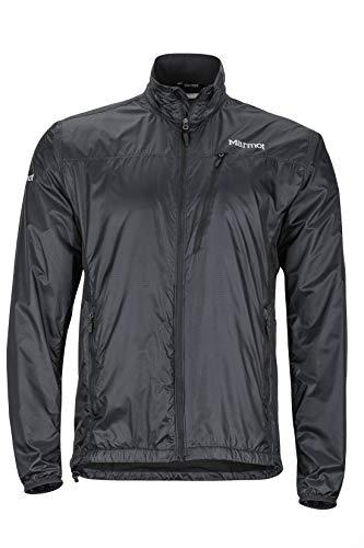 - Marmot Men's Ether Driclime Jacket, Black, Large