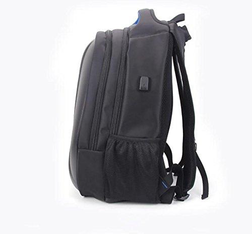 Mochila bolsos de hombro nuevos hombres moda casual 34 * 21 * 47