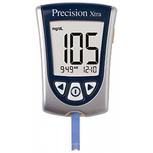DSS Precision Xtra Blood Glucose Meter K…