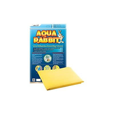 Aqua Rabbit The Ultimate Absorbing Towel - 5 sq. ft. [NAA-SSDT720]: Automotive