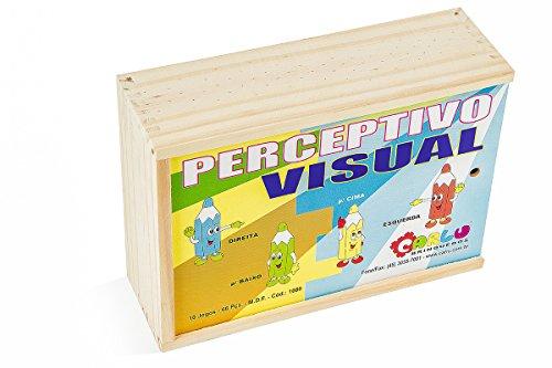 Perceptivo Visual Carlu Brinquedos