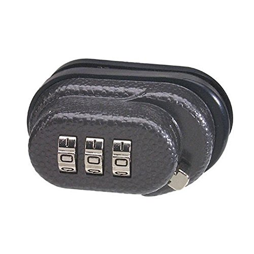 Master Lock 94DSPT 8 Pack 3-Digit Combination Gun Lock