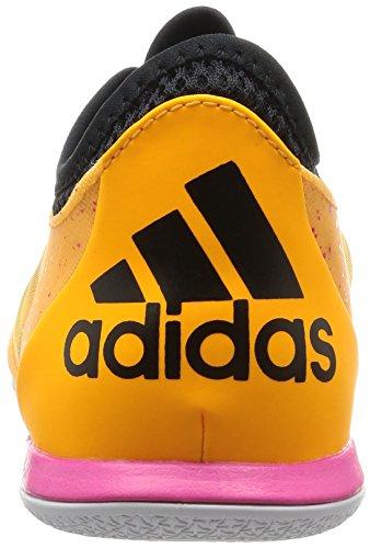 adidas Herren X 15.1 CT Fußballschuhe Orange (Solar Gold/Core Black/Shock Pink S16)