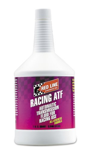Red Line 30304 Racing Automatic Transmission Fluid (ATF) -  1 Quart, (Pack of 12) by Red Line Oil
