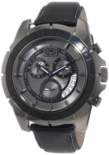 Marc Ecko Men's E16503G1 The Palace Leather Watch