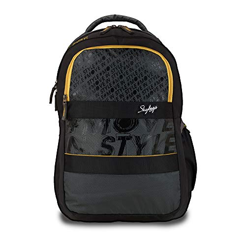 Skybags 32 Ltrs Grey Laptop Backpack (BPVAD1GRY)