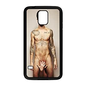 High Quality {YUXUAN-LARA CASE}Singer Adam Levine For Samsung Galaxy S5 STYLE-5