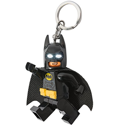 LEGO Batman Movie - Batman - LED Key Chain Light with Illuminating - Lego Batman Keychain