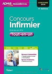 Concours Infirmier - Entrée en IFSI - Tout-en-un - Concours 2014