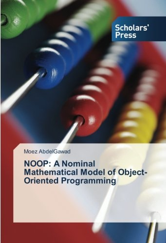 NOOP: A Nominal Mathematical Model of Object-Oriented Programming