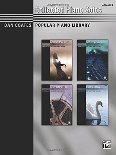 (Dan Coates Popular Piano Library -- Collected Piano Solos)