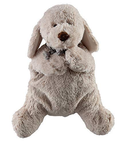 (STORKI Dog Plush Toy for Little Kids, Infant and Baby Soft Puppy Buddy Gift)