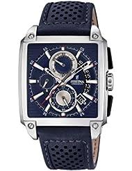 Festina Timeless Chronograph F20265/2 Mens Wristwatch Classic & Simple