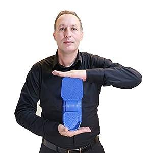 YOFIT Foot Stretcher, Foot Rocker (Navy) (Color: Navy, Tamaño: 1 Pack)