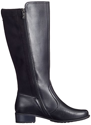 Ara Oxford-Stf, Stivali Donna Nero (Nero)