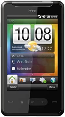 HTC HD - Smartphone libre (S.O. Windows) color negro [importado de ...